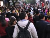 """عيد السناجل فى الصين.. عروض تسوق وتخفيضات غلبت الـ""""بلاك فراى داى"""""""