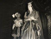 صور نادرة للفنان الراحل جميل راتب قبل الزواج من مونيكا مونتيفير