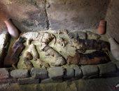 اكتشاف أكبر مقبرة لمومياوات الحيوانات فى منطقة سقارة