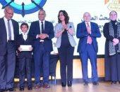 جامعة أسوان تحصد المركزين الأول والثالث بالمعرض  الدولى للابتكار