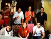 فيديو تمثيلى لكريم أسامة عن التعصب الكروى فى مباراة الترجى والأهلى