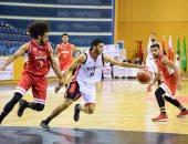 """منتخب """"السلة"""" يهزم البحرين 74 / 64 بالبطولة العربية"""