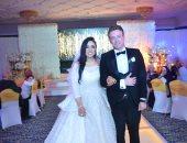 المستشار سيد جبر يحتفل بزفافه بحضور محافظ أسيوط