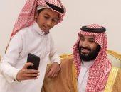 سيلفى لولى العهد مع طفل سعودى.. ووالده: تأكيد لتواضع الأمير محمد بن سلمان