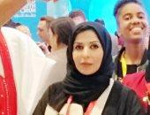 نادية أبو قرمة: سعيدة بحضور منتدى الشباب وأتبنى مبادرات لخدمة المرأة السيناوية