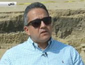 """الآثار: لا صحة لوجود آثار فى نطاق مشروع طريق """"كورنيش الأبيض"""" بمطروح"""