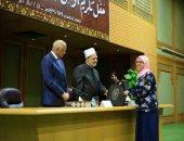 """الفائزة بالمركز الثانى فى""""تحدى القراءة العربى"""": سعيدة بتكريم شيخ الأزهر ورئيس البرلمان"""