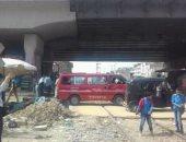 قارئ يشكو قيادة الأطفال لسيارات الأجرة بنجع رواف بالإسكندرية