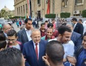عثمان الخشت: طلاب جامعة القاهرة أدركوا أن مظلتها أكبر من الحزبية
