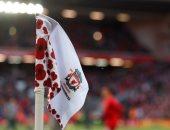 إحياء ذكرى الحرب العالمية الأولى في مباراة ليفربول ضد فولهام.. فيديو