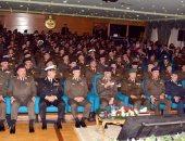 وزير الدفاع يشهد مناقشة عن استراتيجية أمن البحر الأحمر بكلية الحرب العليا