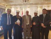 شاهد فرحة محمود ياسين التهامى بالموافقة على مشروع قانون نقابة الإنشاد الدينى