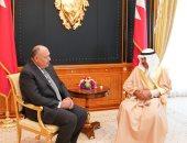 شكرى لرئيس وزراء البحرين: أمن الخليج جزء لا يتجزأ من الأمن القومى المصرى