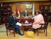محافظ كفر الشيخ يعلن تدشين 106 لجان مساءلة مجتمعية لبرنامج تكافل وكرامة