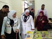 صور.. تكريم 41 طالبا وطالبة لفوزهم فى مسابقة القراءة بكفر الشيخ