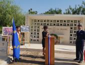 فيديو.. قنصل فرنسا: الاحتفال بموتانا دعوة للسلام ضد الاستقطاب السياسى