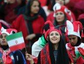 الشيخ سلمان وإنفانتينو يشيدان بحضور الإيرانيات للنهائى الآسيوى