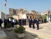 السفارة الفرنسية بالقاهرة تحيى ذكرى انتهاء الحرب العالمية الأولى (صور)