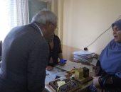 محافظ الدقهلية فى زيارة مفاجئة للمطرية: الأولوية لحل مشاكل المواطنين