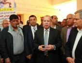 محافظ كفر الشيخ يدشن تطبيق مبادرة رئيس الوزراء لترشيد المياه