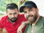"""ياسر العانى ينتهى من تصوير أغنية """"ولا ذكرى"""" لـ حسام كامل"""
