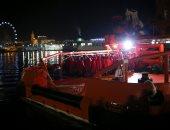 خفر السواحل الإسبانى ينقذ عشرات المهاجرين من الغرق بالبحر المتوسط