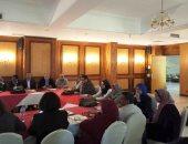 بعثة البنك الدولى تعقد اجتماعا لمناقشة الموقف التنفيذى لبرنامج تنمية صعيد مصر