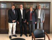 تطوير منظومة زراعة بنجر السكر  فى مصر بالتعاون مع معهد فرنسى
