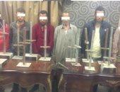 حبس متهمين بقتل فرد أمن لسرقة «سقالات» بالساحل 4 أيام على ذمة التحقيق