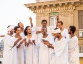 فرقة آرتى نوبة تقدم سهرة نوبية فى الشيخ زايد