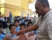 قافلة القومى لثقافة الطفل تنطلق إلى مدينة العبور