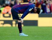 أخبار ميسي اليوم عن صدمة نجم برشلونة فى ليلة عودته للملاعب