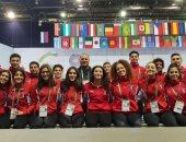الاتحاد الدولي للجمباز يشيد ببعثة مصر للترامبولين ويتحدث عن أبطال المنتخب