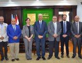جامعة الإسكندرية توقع اتفاقية تعاون لإنشاء مركز للطلاب ذوى الاحتياجات الخاصة