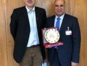 رئيس جامعة كفر الشيخ نسعى للشراكة مع الجامعات الألمانية