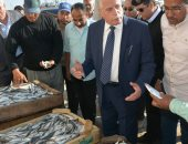 فيديو.. محافظ جنوب سيناء يتفقد الأعمال الإنشائية لتطوير ميناء الطور البحرى