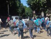 شكاوى جماعية من وجود قهوة أمام مدرسة فى عزبة اولاد محمد بهيج بأسيوط