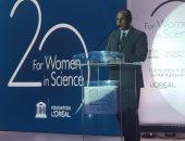 رئيس أكاديمية البحث العلمى: 53.8% من الطلاب المقيدين بالتعليم العالى فتيات
