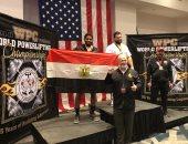 """""""أبو العز"""" يحقق 4 ميداليات لمصر فى بطولة العالم للقوة البدنية"""