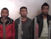 صور.. لصوص نص الليل: قتلنا الخفير لسرقة 14 سقالة حديدية من موقع تحت الإنشاء