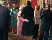 ميشيل أوباما تكشف سبب كسرها البروتوكول مع الملكة إليزابيث