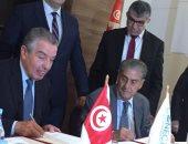 توقيع بروتوكول تأسيس مجلس الاعمال التونسى المصرى