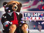 """فيديو.. إعلان """"الدب ترامبى"""" يثير السخرية فى أمريكا"""