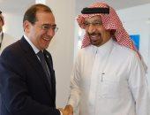 وزير البترول يلتقى نظراءه بالسعودية والإمارات فى مؤتمر أبو ظبى.. صور
