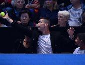 فيديو وصور.. رونالدو وصديقته يخطفان الأضواء بملاعب التنس فى لندن