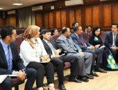 وزارة الآثار تبحث مع وفد فيتنامى آليات تبادل الخبرات