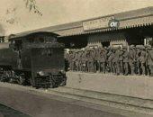 معلومة × صورة.. اعرف قصة محطة قطار حلمية الزيتون قبل 103 أعوام