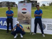 أبو العلا والشافعى يشاركان فى بطولة الملك حمد الدولية للجولف