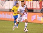 روبنسون لاعب الولايات المتحدة يغيب عن ودية إنجلترا للإصابة