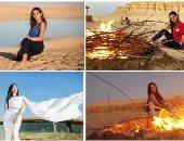 """على الأنغام البدوية وريحة المشاوى.. انتهاء الجولة الأولى من """"ميس إيجيبت مصر"""""""